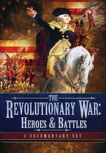Revolutionary War-Heroes And Battles-4 Documentary