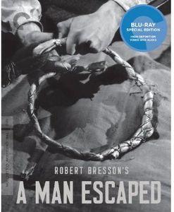 A Man Escaped (Criterion Collection)