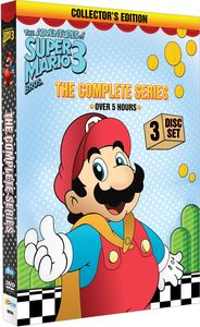 Adventures Of Super Mario Brothers 3: The Complete Series