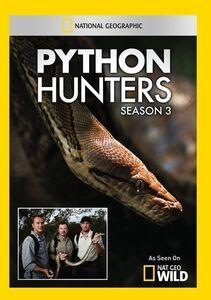 Python Hunters Season 3 - (2 Discs)