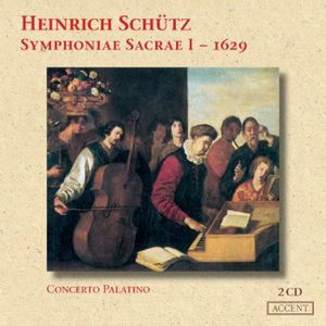 Symphoniae Sacrae I-1629
