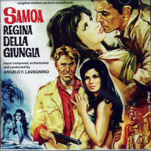 Samoa, Regina Della Giungla (Samoa, Queen of the Jungle) (Original Motion Picture Soundtrack)