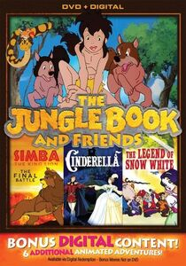 Jungle Book & Friends Digital Collection
