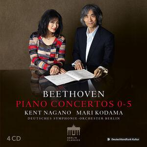 Piano Concertos 0-5