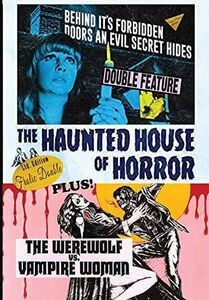 The Haunted House Of Horror/ The Werewolf Vs The Vampire Woman
