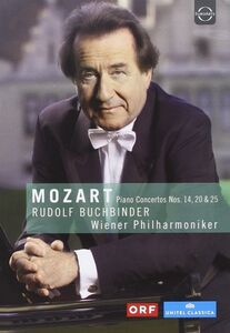 Buchbinder: Mozart: Piano