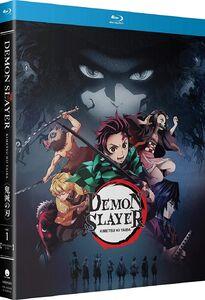 Demon Slayer: Kimetsu No Yaiba - Part 1