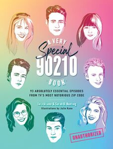 VERY SPECIAL 90210 BOOK