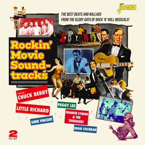 Rockin' Movie Soundtracks /  Various [Import]
