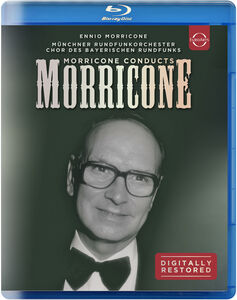 Morricone Conducts Morricone (Repackaging with new HD sound)