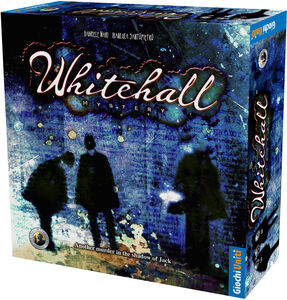 WHITEHALL MYSTERY ANOTHER MURDER IN THE SHADOW