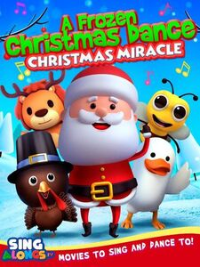 A Frozen Christmas Dance: Christmas Miracle