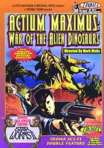 Actium Maximus: War of the Alien Dinosaurs