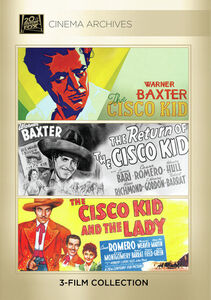 The Cisco Kid /  The Return of the Cisco Kid /  The Cisco Kid and the Lady
