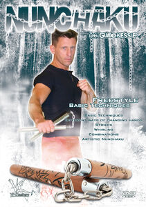 Nunchaku Freestyle Basic Techniques