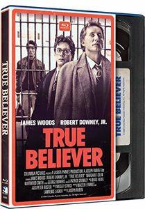 True Believer (Retro VHS Packaging)