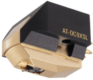 AUDIO TECHNICA AT-OC9XSL MOVING COIL CART BLK GOLD