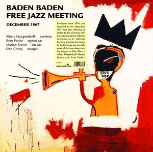 Baden Baden Free Jazz Meeting December