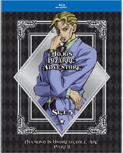 Jojo's Bizarre Adventure Set 5: Diamond Is Unbreakabe Part 2