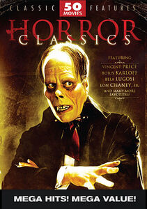 Horror Classics (50 Movies)