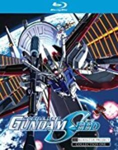 Mobile Suit Gundam Seed Blu Ray Collection 1