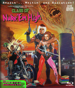 Class of Nuke 'Em High