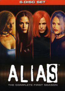 Alias: The Complete First Season