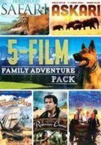5-Film Adventure Pack V.1