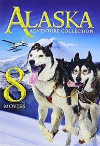 8-Movies Alaska Adventure Pack Vol 2