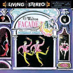 Walton: Fagade /  Lecocq: Mamzelle Angot