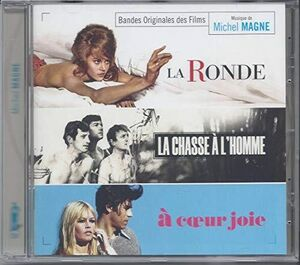 La Ronde (Circle Of Love) /  La Chasse A L'Homme (Male Hunt) /  A CoeurJoie (Two Weeks In September) (Original Soundtrack) [Import]