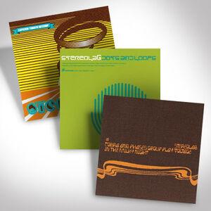 Sterolab Vinyl Bundle