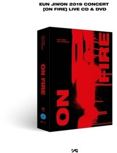 2019 Concert: On Fire (incl. 2 x DVD, 2 x CD, VCR Photobook, 160pgPhotobook, 10pg Accordion Postcard + 2 x Photocards) [Import]