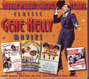 Hollywood's Golden Years: Classic Gene Kelly Movies [Import]