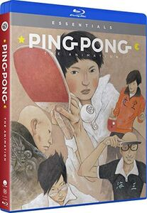Ping Pong The Animation: The Complete Series