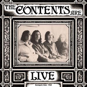 Live Davenport Iowa 1968