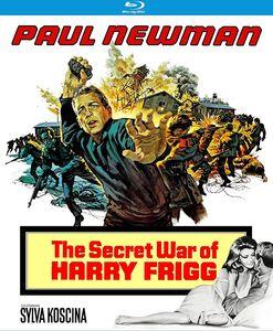 The Secret War of Harry Frigg
