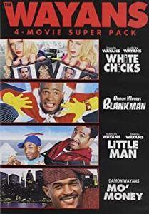 Wayans 4-Movie Super Pack