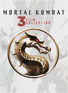 Mortal Kombat 3-Film Collection (Walmart Exclusive)