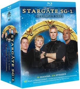 Stargate SG-1: The Complete Series