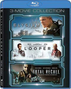 Elysium/ Looper/ Total Recall (2012)