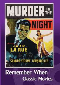Murder in the Night (aka Murder in Soho)