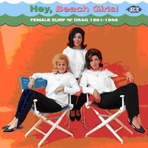 Hey Beach Girls /  Various [Import]