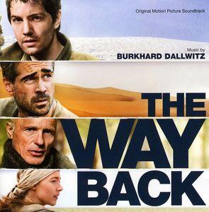 The Way Back (Original Motion Picture Soundtrack) [Import]