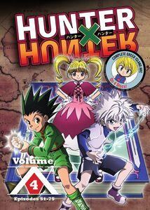 Hunter x Hunter Set 4