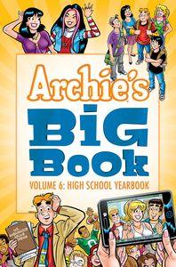 ARCHIES BIG BOOK VOL 6 HIGH SCHOOL YEARBOOK