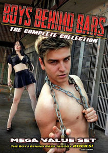 Boys Behind Bars: Complete Collection