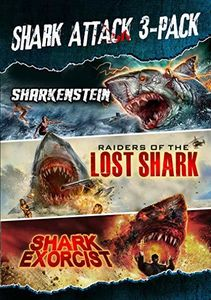 Shark Attack 3-Pack