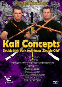 Kali Concepts: Double Olisi - Double Stick Basic Techniques