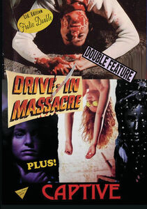 Drive In Massacre/ Captive